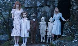 Дом странных детей мисс Перегрин