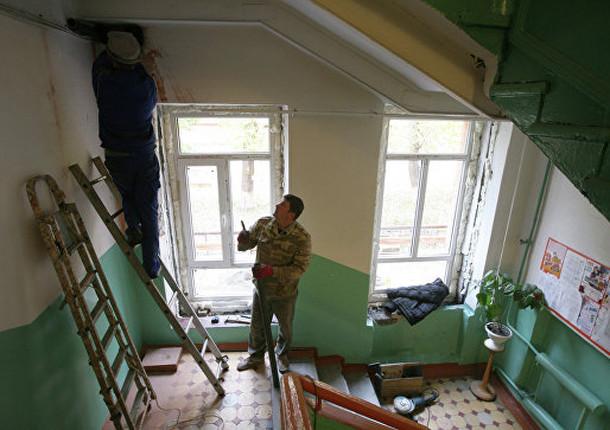 В домах Москвы, попавших под реновацию, сделают ремонт