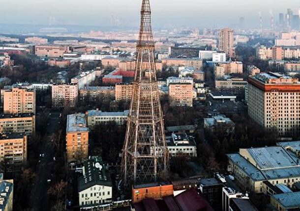 Столица выставила на торги площади в памятнике авангарда на Шаболовке